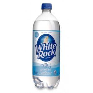 White Rock Seltzer Water • 1 Liter