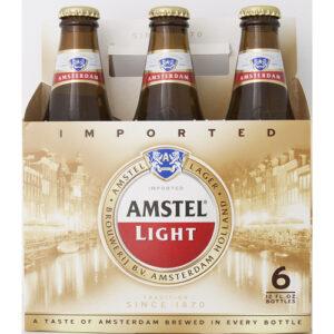 Amstel Light • 6pk Bottle