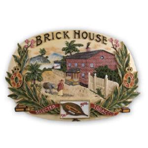 Cigar J.c. Newman Brick House Robusto Natural Single