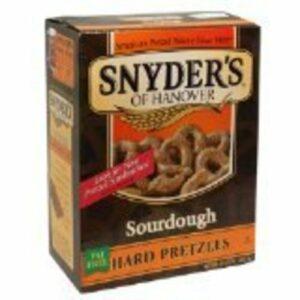 Snyder's Pretzels • Hard Box