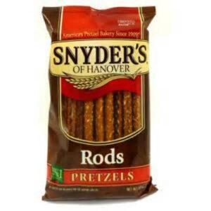 Snyder's Pretzels • Rod