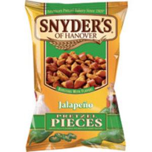 Snyder's Pretzel Pieces • Jalapeno