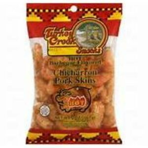 Turkey Creek Hot BBQ Chicharron Snack