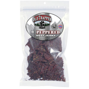 Trapper's Peppered Beef Jerky