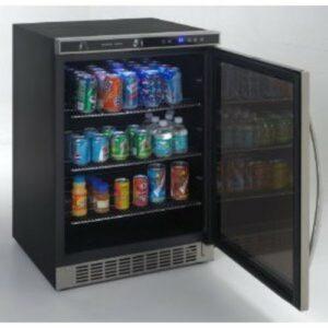Avanti Beverage Cooler • 24″ Built In Refrigerator