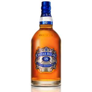 Chivas Regal Scotch • 18yr