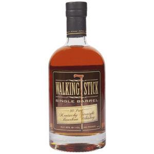Walking Stick Single Barrel Kentucky Straight Bourbon Whiskey