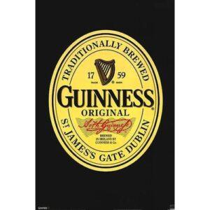 Guinness Stout • 1 / 2 Barrel Nitrogen Keg