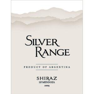 Silver Range Shiraz
