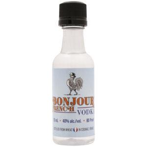 Bonjour French Vodka • 50ml (Each)