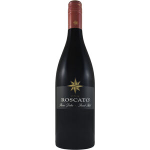 Roscato Rosso Dolce Sweet Red Provincia Di Pavia IGT Rare Red Blend