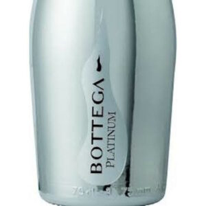 Bottega Moscato Platinum Bottle