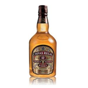 Chivas Regal Scotch • Round