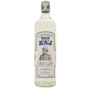 Cadenhead's Old Raj Dry Gin 110 Proof