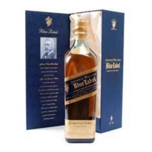 Johnnie Walker Blue Primrose Scotch