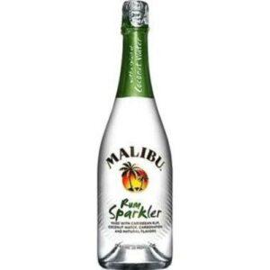 Malibu Rum • Sparkler