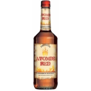 Atomic Red Cinnamon Whiskey