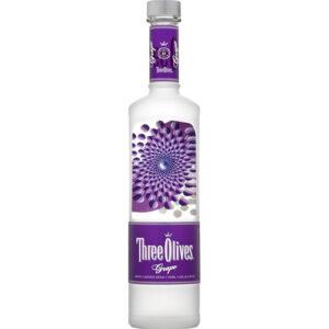 Three Olives Vodka • Grape