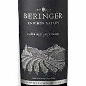 Beringer Cabernet Reserve Knights Valley 6 / Case