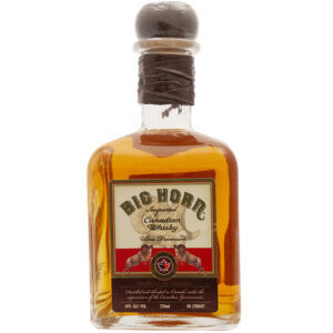 Big Horn Canadian Whiskey 80′