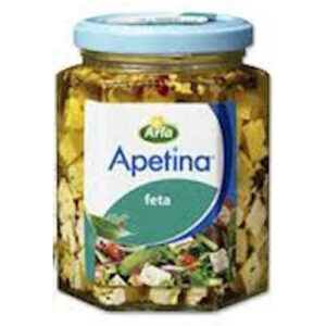Apetina Feta In Oil – Glass Jar