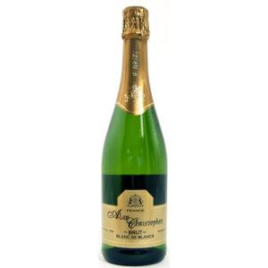 Alan Christopher Blanc De Blancs Brut Chardonnay