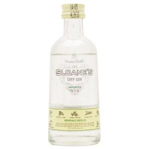 Sloane's Dry Gin • 50ml (Each)