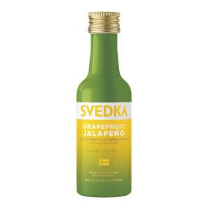 Svedka Vodka • Grapefruit Jalapeno 50ml (Each)