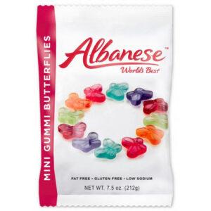 Albanese Mini Butterflies Assorted Gummi Candy