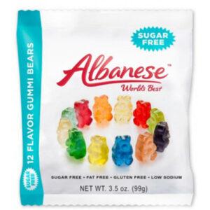Albanese Sugar Free Assorted Flavors Gummi Bears