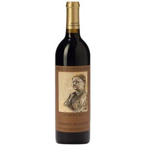 Becker Vineyards Iconoclast Cabernet Sauvignon