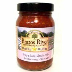 Brazos River Cilantro Salsa Mild