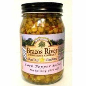 Brazos River Corn Pepper Salsa