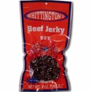 Whittington's Hot Beef Texas Jerky