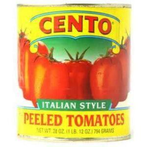 Cefalu Italian Peeled Tomatoes
