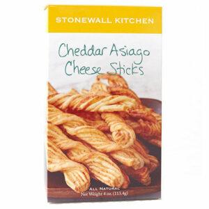 Stonewall Cheddar Asiago Cheese Sticks