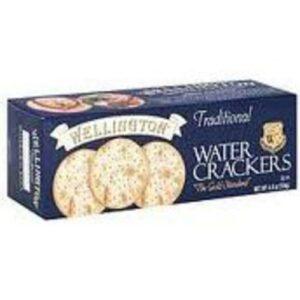 Wellington Traditional Water Crackers