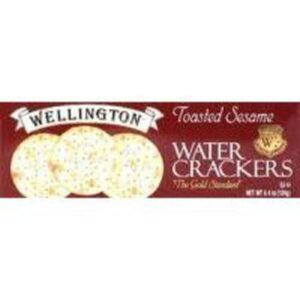 Wellinton Sesame Water Crackers