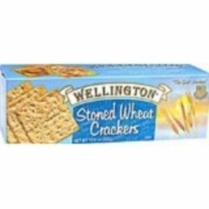 Wellington Stoned Wheat Water Crackers