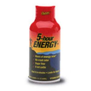 5-hour Berry Enegy Shot