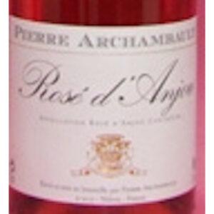 Pierre Archambault Rose D'anjou