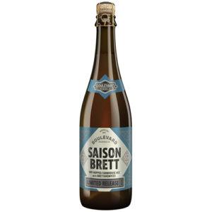 Boulevard Saison Brett • 750ml Bottle