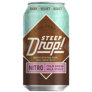 Boulevard Steep Drop Coffee Milk Stout • 6pk Can