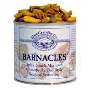 Blue Crab Bay Barnacles Slightly Spicy Snack Mix