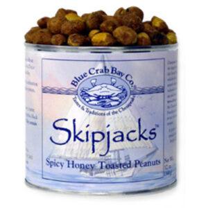 Blue Crab Bay Skipjacks Spicy Honey Roasted Peanuts