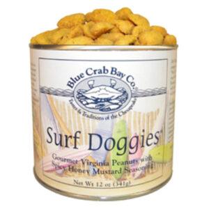 Blue Crab Bay Surf Doggies Spicy Honey Mustard Peanuts