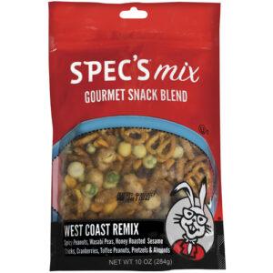 Spec's West Coast Remix Gourmet Snack Mix