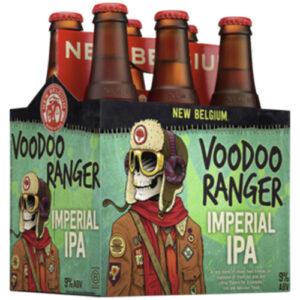 New Belgium Voodoo Imperial IPA • 6pk Bottle