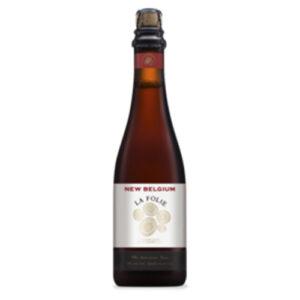 New Belgium Honey Saffron La Folie Reserve • 750ml Bottle