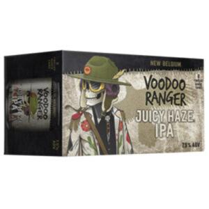 New Belgium Voodoo Juicy Haze IPA • 6pk Can